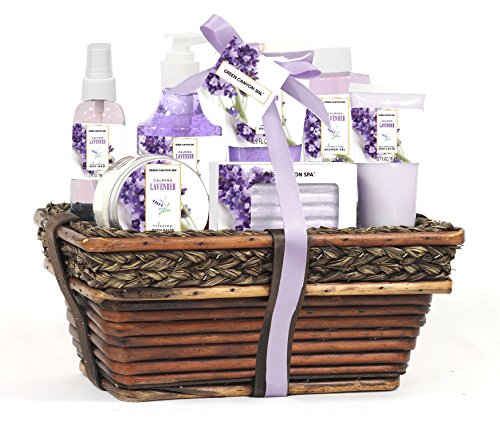 Mothers Day Gift Baskets - Green Canyon Spa Luxury Wicker...