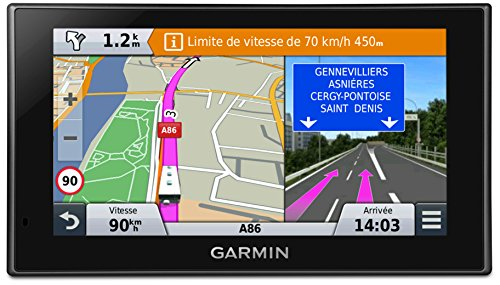 Garmin Camper 660LMT-D EU Navigationsgerät lebenslange Kartenupdates,...