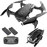 DRONE-CLONE XPERTS Drone X Pro AIR 4K Ultra HD Dual Camera FPV WiFi Quadcopter Follow Me Mode...