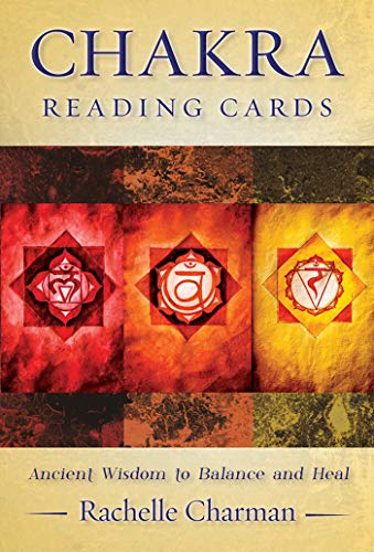 Chakra Reading Cards: Ancient Wisdom to Balance and Heal...