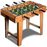 Deuba Mini Baby Foot Hauteur 62 cm Table de babyfoot 18 Mini Joueurs Jeux...