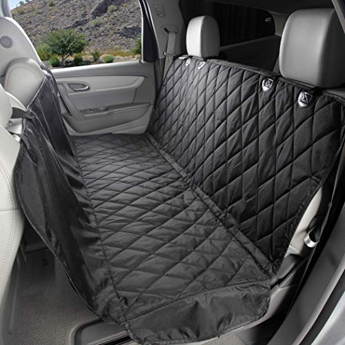 4Knines Dog Seat Cover with Hammock for Cars and...