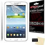 TECHGEAR [2 Pack] Protection d'Écran pour Galaxy Tab 3 7.0, Film de Protection...