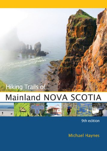 Hiking Trails of Mainland Nova Scotia: 9th Edition (Paperback)