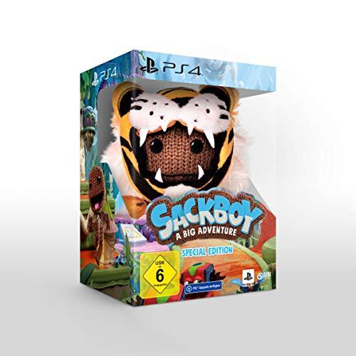 Sackboy: A Big Adventure Special Edition - [PlayStation 4 inkl. kostenlosem Upgrade auf PS5]