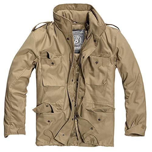 Brandit M65 Standard Jacke Camel L