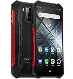 télephone Portable incassable (2019), Ulefone Armor X3 avec Mode sous-Marin, IP68 résistant...