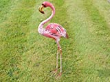 Get Goods Gartendekoration Flamingo, klein