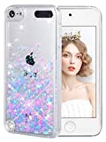 wlooo Coque pour iPod Touch 5/6/7, iPod Touch 5 Silicone Coque, iPod Touch...