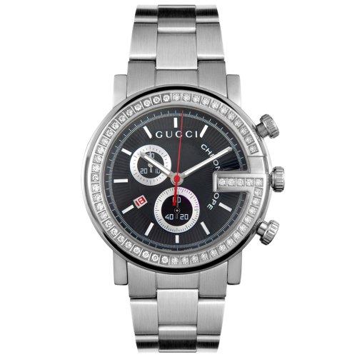 Gucci Cronografo Quarzo Orologio da Polso YA101324