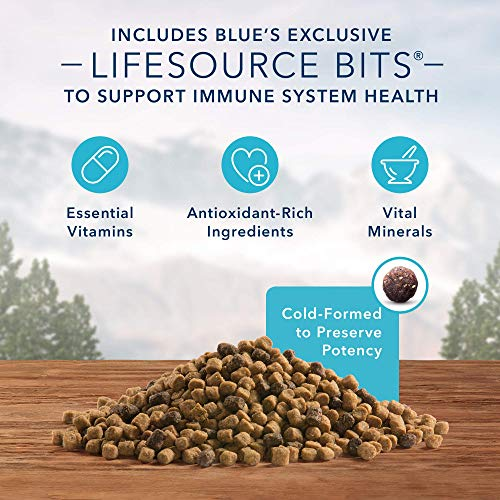 Product Image 4: Blue Buffalo Wilderness High Protein, Natural Adult Dry Cat Food, Salmon 11-lb
