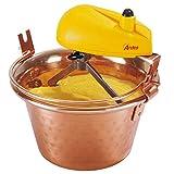 Ardes AR24AM80 Casserole en cuivre pour Polenta et Confiture...
