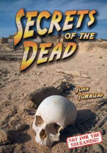 Secrets Of The Dead Wow Facts Ebook Townsend John Amazon Co Uk Kindle Store