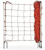 horizont Filet de clôture pour chien hauteur 90 cm longueur 50 m filet pour...