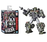 Transformers Generations War for Cybertron - Robot Deluxe Houd Jeep - 14 cm -...