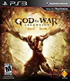 PS3 God of War: Ascension (Video Game)