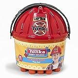 Tonka 25 Pc Construction Set with Helmet Toy