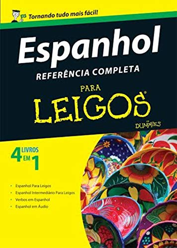 Spanish Complete Reference For Dummies [includes audio CD]