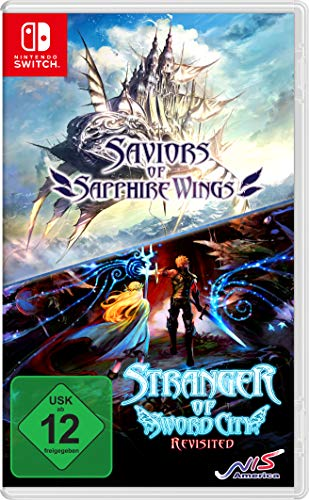 Saviors of Sapphire Wings / Stranger of Sword City Revisited (Switch)