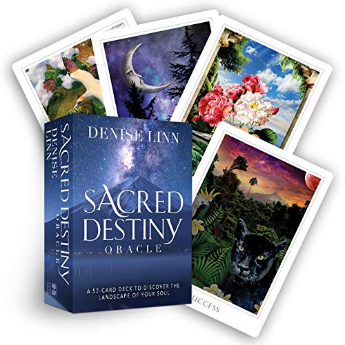 Sacred Destiny Oracle: A 52-Card Deck to Discover the...