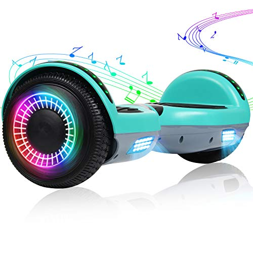 51Z56zjCeKL - The 7 Best Hoverboards Worth Taking for a Spin
