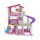 Barbie La casa de tus sueños, casa de muñecas (Mattel FHY73)