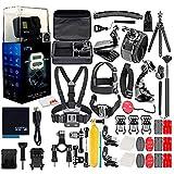 GoPro HERO8 Black Digital Action Camera - Waterproof, Touch Screen, 4K UHD Video, 12MP Photos, Live...
