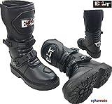 Bolt Bottes de moto Xk15 enfants MX Quad de ATV garçons et filles de juniors Des chaussures de...