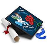 Graduation Cap Topper - Beauty and The Beast - Topper