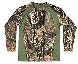 Mossy Oak Camo Shirts for Men, Moisture...