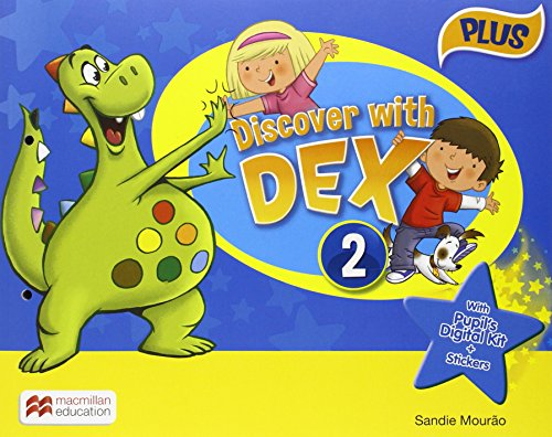 Discover with Dex 2 Pupil´s Book Pack Plus