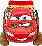 Disney Pixar Cars petite voiture XRS Course dans la boue, Flash McQueen,...
