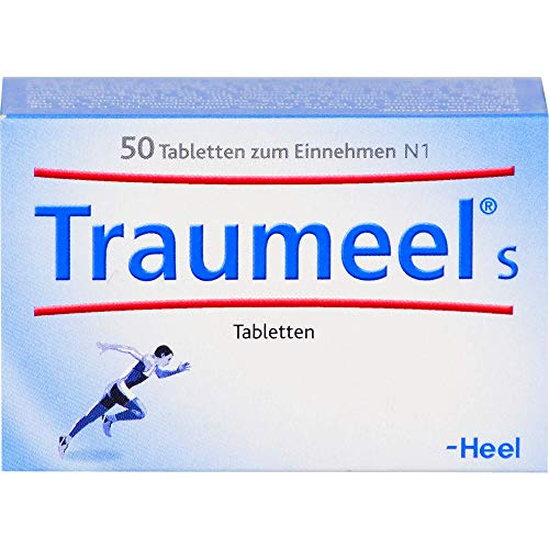 Traumeel S Tabletten Heel, 50 St. Tabletten