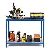 Racking Solutions - Établi de travail charges lourdes, Maison, Garage,...