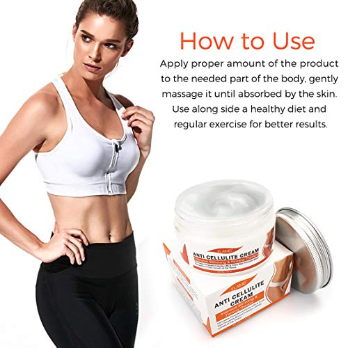 Hot Cream Cellulite Treatment,Slimming firming Cream,Break Down Fat Tissue,Tightens and Moisturizes Skin,Body Fat Burning Best Weight Loss Cream and Slimming Cellulite Tightening cream 4