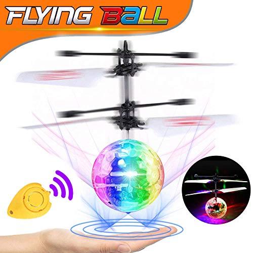 Giocattolo del RC,Induzione a infrarossi Sospensione Mini sfera di volo flash della discoteca...