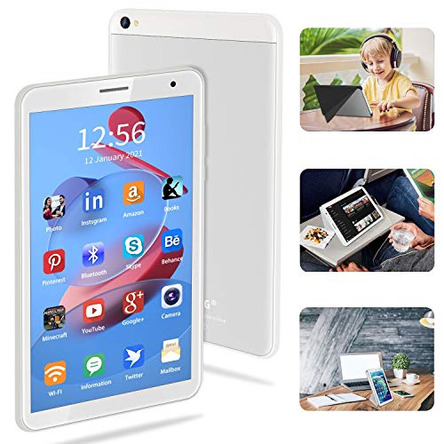 Tablet 8 Pollici Android 10.0 Google...