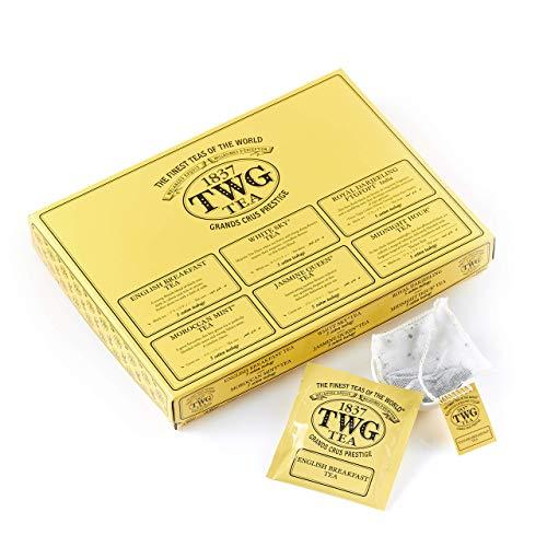 シンガポールの高級紅茶TWGシリーズ(Around the Globe Tea Selection) グローブティーセレクションの周り ...