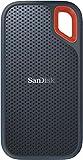 SanDisk Extreme SSD Portatile 1TB, Velocità di Lettura fino a 550MB/s