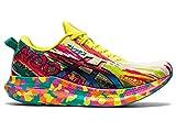 ASICS Women's Noosa Tri 13 Running Shoes, 7.5, HOT Pink/Sour Yuzu