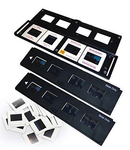 Slide Trays Set of 3, 35mm Slide & Negative Scanners