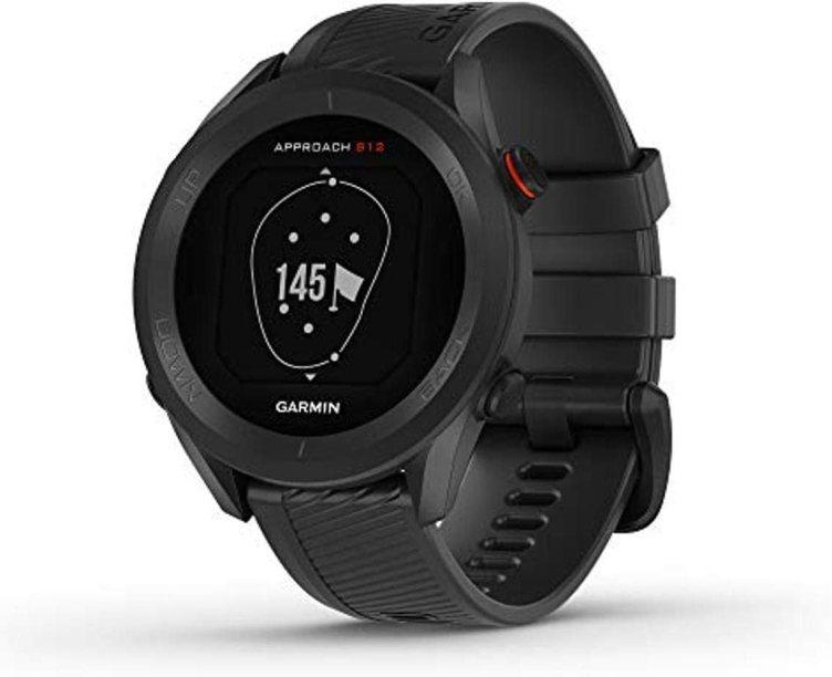 Garmin Approach S12, Easy-to-Use GPS Golf Watch