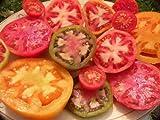Heirloom Tomato Seed Assortment- 10 Varieties- Over 900 Seeds- Non GMO Heirloom Varieties