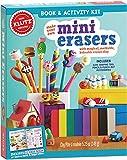 KLUTZ Make Your Own Mini Erasers Toy (Paperback)