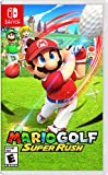 Mario Golf: Super Rush - Nintendo Switch (Video Game)