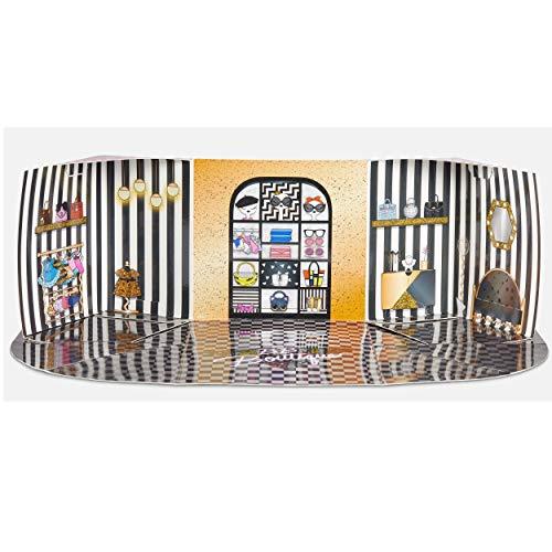 Image 2 - MGA- Meubles L.O.L Boutique avec la poupée Queen Bee et 10+ Surprises Toy, 564119E7C, Multicolore