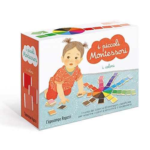 I colori. I piccoli Montessori. Ediz. a colori. Con gadget