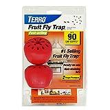 TERRO T2502 Fruit Fly Trap – 2 traps