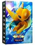 Porte Compatible Avec Carte Pokemon, Album Compatible Avec Pokemon, Classeur...