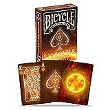 Tavoloverde Cartes à Jouer Bicycle - Stargazer Sunspot